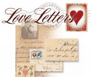 Love Letters In Flower by Morgan McFinn
